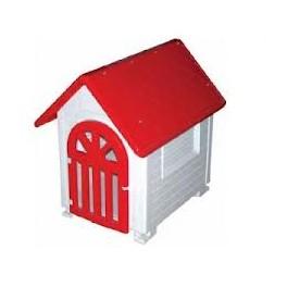 CASETA PERROS PLASTICO PET HOUSE 71930