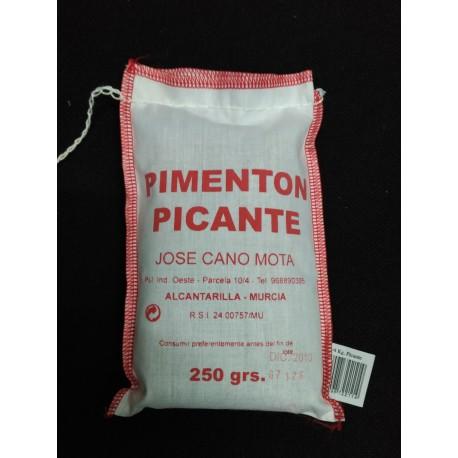 PIMENTON picante 250