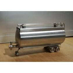 Cuba Inox Cisterna 4L